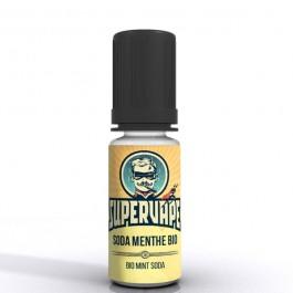Soda menthe bio 10 ml Supervape