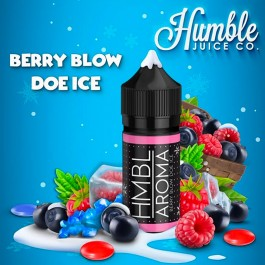Concentré Berry Blow Doe Ice 30ml Humble (5 pièces)