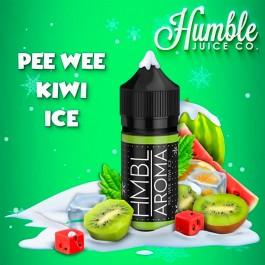 Concentré Pee Wee Kiwi Ice 30ml Humble (5 pièces)