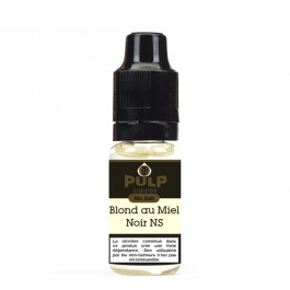 Blond au Miel Noir NS 10ml Pulp Nic Salt by Pulp