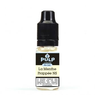 La Menthe Frappée NS 10ml Pulp Nic Salt by Pulp
