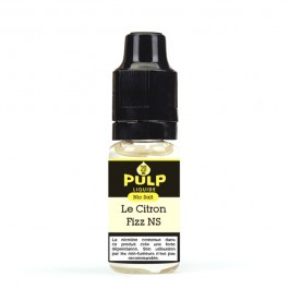 Le Citron Fizz NS 10ml Pulp Nic Salt by Pulp