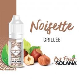 Noisette grillée 10ml Pur Fruit by Solana (10 pièces)