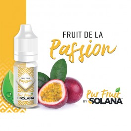 Fruit de la passion 10ml Pur Fruit by Solana (10 pièces)