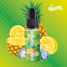 Concentré Ananas Citron 10ml Sun Tea by Full Moon (10 pièces)