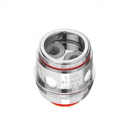 Résistances Valyrian II Dual Meshed (0.14ohm) Uwell (pack de 2)