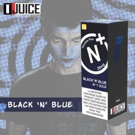 Black N Blue 10ml TJuice Nicotine Plus