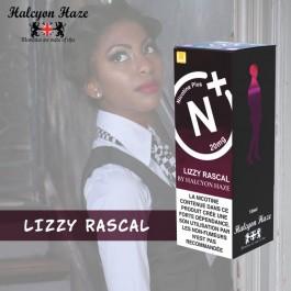 Lizzy Rascal 10ml Halcyon Haze Nicotine Plus