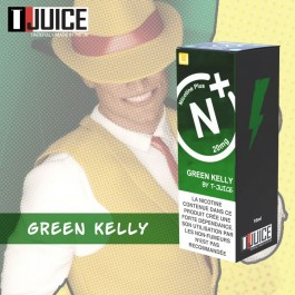 Green Kelly 10ml TJuice Nicotine Plus