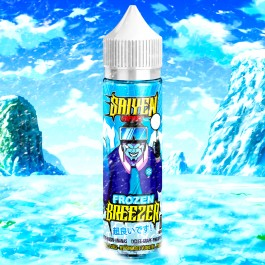 Frozen Breezer 50ml Saiyen Vapors by Swoke