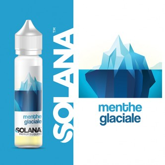 Menthe Glaciale 50ml Solana