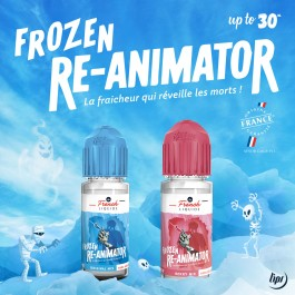 Pack d'échantillons Frozen Re-Animator 10ml