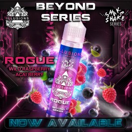 Rogue 50ml Illusions Vapor