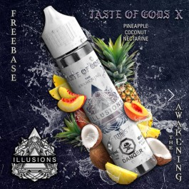 Taste of God X 50ml Illusions Vapor