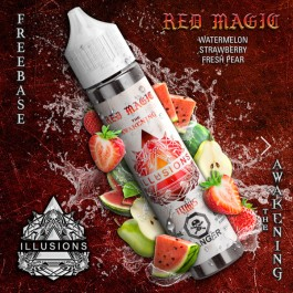 Red Magic 50ml Illusions Vapor
