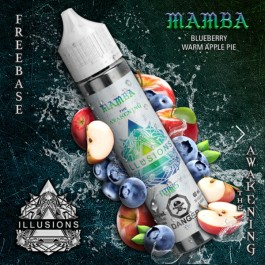 Mamba 50ml Illusions Vapor