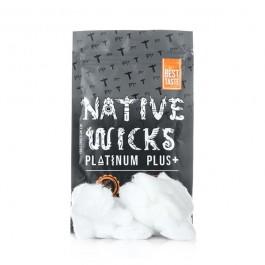 Native Wicks Cotton Platinium +