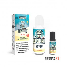 Kit Mini Easy2Mix 100ml 6mg Supervape