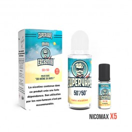 Kit Mini Easy2Mix 100ml 10mg Supervape