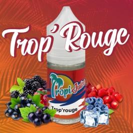 Concentré Trop'Rouge 30ml Tropi Juice (5 pièces)