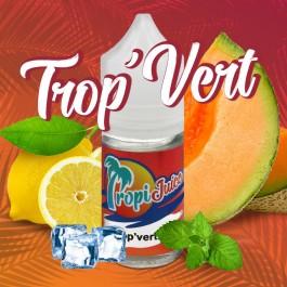 Concentré Trop'Vert 30ml Tropi Juice (5 pièces)