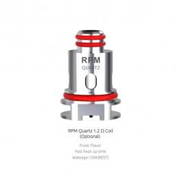Résistances RPM40 Quartz (1.2ohm) Smok (pack de 5)