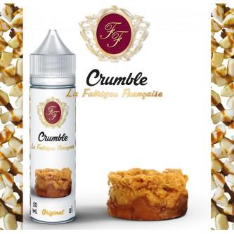 Le Crumble 50ml La Fabrique Française (booster inclus)