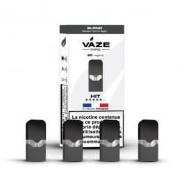 Pod Blond pour batterie Vaze (pack de 4)