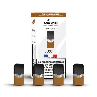 Pod Ile Flottante pour batterie Vaze (pack de 4)