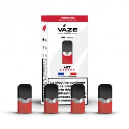 Pod Virginie pour batterie Vaze (pack de 4)