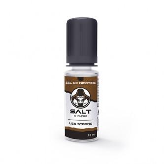 USA Strong 10ml Salt E-Vapor by Le French Liquide (TPD BELGIQUE)