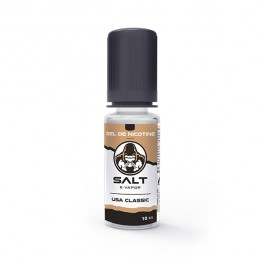USA Classic 10ml Salt E-Vapor by Le French Liquide
