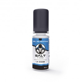 La Chose 10ml Salt E-Vapor by Le French Liquide