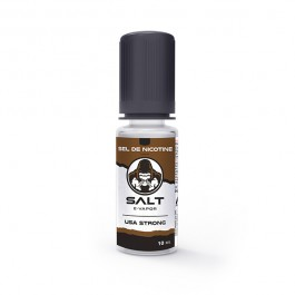 USA Strong 10ml Salt E-Vapor by Le French Liquide