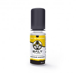 Mangue Ananas 10ml Salt E-Vapor by Le French Liquide
