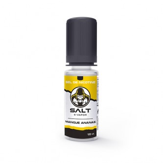 Mangue Ananas 10ml Salt E-Vapor by Le French Liquide (TPD FRANCE)