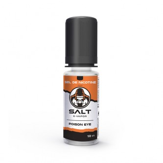 Poison Eye 10ml Salt E-Vapor by Le French Liquide (TPD FRANCE)