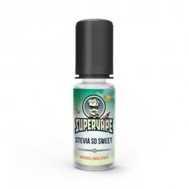 Additif Stevia So Sweet 10 ml Supervape (10 pièces)