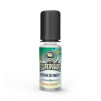Additif Stevia So Sweet 10ml Supervape (10 pièces)