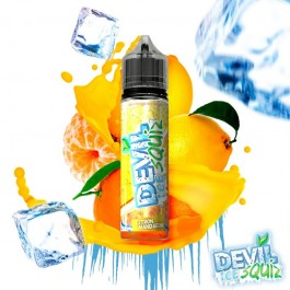 Citron Mandarine Ice 50ml Devil Squiz by AVAP