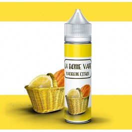 Madeleine Citron 50ml La Bonne Vape (booster inclus)