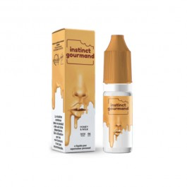 Honey & Milk 10ml Alfaliquid Instinct Gourmand (10 pièces)