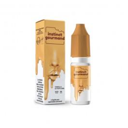 Vanilla & Popcorn 10ml Alfaliquid Instinct Gourmand (10 pièces)