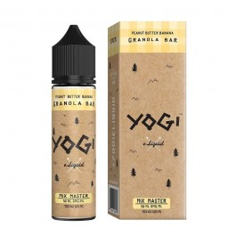 Peanut Butter & Banana Granola Bar 50ml Yogi