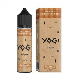 Vanilla Tobacco Granola Bar 50ml Yogi