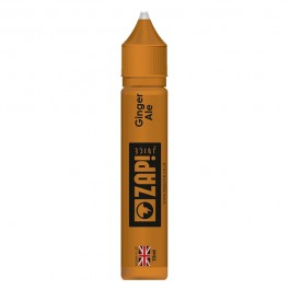 Ginger Ale 10ml Zap Juice