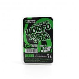 Coton Xfiber pour Profile Wotofo (30pc/pack)