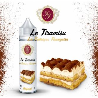 Le Tiramisu 50ml La Fabrique Française (booster inclus)