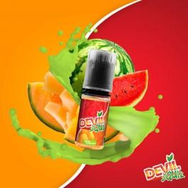 Melon Pastèque 10ml Devil Squiz by AVAP (10 pièces)