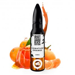 Signature Orange 50ml Black Edition by Riot Squad